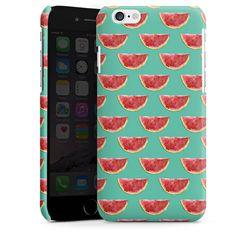 Watermelon Man für Premium Case (glänzend) für Apple iPhone 6 von DeinDesign™