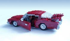 Lego Car_Door Open
