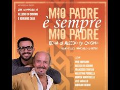 """Enio Drovandi torna a teatro con... """"Mio padre è sempre mio padre"""""""