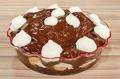 Από τον Pastry Chef Σοφοκλή Ρουμελιώτη Ημέρα προβολής 30/10/14. Πατήστε εδώ για να δείτε την εκπομπή. ΥΛΙΚΑ Για 1 μπολ ή 8 ποτήρια 15-20 σου Για τη σάλτσα σοκολάτας: 1,2 lt γάλα 50 γρ. κακάο σε σκόνη 120 γρ. αλεύρι 400 γρ. ζάχαρη Για τη σαντιγί: 500 γρ. κρέμα γάλακτος Arla 1 κ.σ. ζάχαρη άχνη …