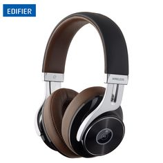 EDIFIER W855BT Bluetooth Headphones High-Performance HIFI Headphone Deep Bass Wireless Headset Gaming Headset Supports NFC AptX //Price: $117.99//     #gadgets