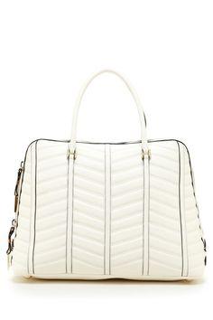 Valentino Leather Satchel by Designer Handbag Shop on @HauteLook