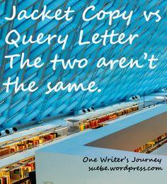 query jacket copy
