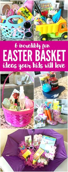 creative unique easter basket ideas for kids crafty morning