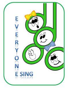 Everyone sing.