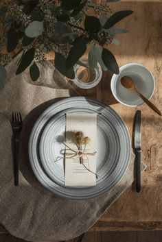 Marius tableware creates the Norwegian Hygge