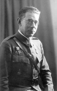 """Emilio Mola y Vidal, 1st Duke of Mola, Grandee of Spain (June 9, 1887 – June 3, 1937) was a Spanish Nationalist commander during the Spanish Civil War. He originated the term """"Fifth Column"""" in a 1936 radio address. The description of traitors became popular in Spain and was then picked up by Ernest Hemingway who used it as a title for his only play."""