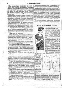 Les Dimanches de la femme : 1924/01/13