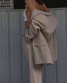 Mode Outfits, Casual Outfits, Fashion Outfits, Looks Style, Style Me, Look Fashion, Spring Fashion, Outfit Stile, Look Blazer