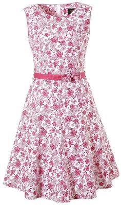 Hohenstaufen Trachtenkleid Damen mit Blumenprint ab 145,99€. Sommerlicher Blumenprint mit Paisley-Elementen, Paspualeinfassungen umrahmen das Oberteil bei OTTO