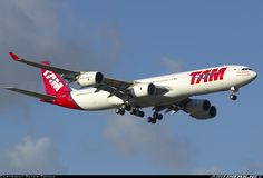 TAM PT-MSN Airbus A340-541 aircraft picture