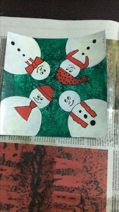 christmas celebrating card