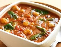 Broke Bean Stew (The Biggest Loser recipe) Recipe. Had this for dinner tonight..really yummy!