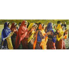 "Original oilpainting ""bakhtiyari"" by f_jafari, size 3m*1.5m, price 400$  #oilpainting #art #Dejavuartgallery #painting #acrylicpainting #original #bakhtiyari #raghs #traditional #colorful #iran#رنگ #رنگ_روغن #رنگ_روغن_روی_بوم #ارجینال #بختیاری ##ایل_بختیاری #سفارش #رقص_بختیاری #زیبا #ایران #گالری_هنری_دژاوو"