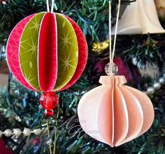 Creations by AR: Easy Ornament Challenge