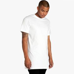 2015 New Arrival Summer Style Skate T Shirt Hip Hop Tshirt Camiseta Masculina Longline Shot Sleeve T-shirt Free shipping Tee