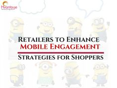 Retailers to Enhance Mobile Engagement Strategies for Shoppers #digitalmarketing #seo #ppc