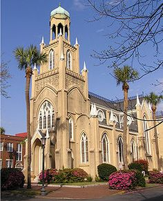 Congregation Mickve Israel in Savannah, Georgia, is one of the oldest in the United States, as it was organized in 1735 by mostly Sephardic Jewish immigrants from London who arrived in the new colony in 1733.Opened: 1878 ---Phone: (912) 233-1547 Address: 20 E Gordon Street, Savannah, GA 31401 (official site: http://mickveisrael.org/)