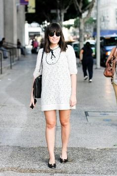 oh hey!Refinery29spotted me on the street during my last visit to la.