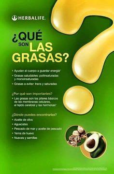 ¿Que son las grasas? #herbalife #productosherbalife