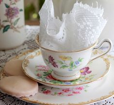 My Cozy Corner: Tulip Tea Time