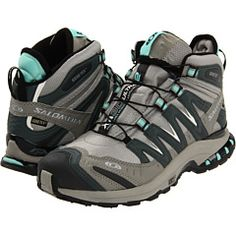 Candidates for hiking shoes...