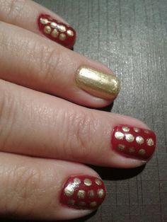 #nail #nailsart #nails #uñas #christmas