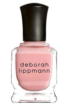Deborah Lippmann Nail Color in P.Y.T. Pretty Young Thing