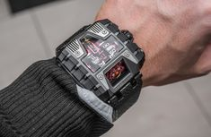 Rebellion Gotham Uhr Hands-On - Das Uhren Magazin Fine Watches, Cool Watches, Watches For Men, Men's Watches, Gentleman Watch, Steampunk Clock, Watch 2, Luxury Watches, Gotham