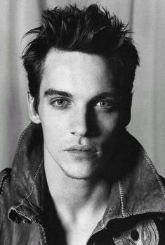 Jonathan Rhys Meyer: Can't get enough of this guy and those eyes