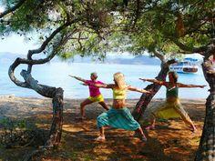 Yoga Yacht Cruise to Turkey
