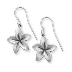 Radiant Flower Ear Hooks in Charms Fall 2012 from James Avery Jewelry on shop.CatalogSpree.com, my personal digital mall.