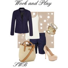 Morning Inspiration - Smart Casual Work Wear Summer fashion outfits