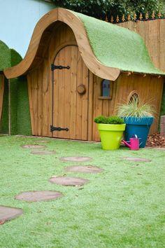 little green fingers: Children's Play Area