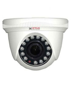 "Model No.- CP-VC-D10L2A, Features-ICR, AWB, AGC, BLC, 2D-DNR, Image Sensor- 1/2.9"" HQIS Pro, Resolution- 1 MP, Lens- 3.6mm, Min. Illumination- 0.01Lux@F1.2(AGC ON), 0 lux IR on, IR/Array 14, IR Distance- 20 m, Power Supply- 160mA±15%(IR ON), 75mA±10%(IR OFF), Packaging Unit-1, Warranty- As per manufacturer's warranty policy"