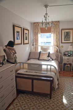 Vintage Bedroom Designed by Lauren Gries