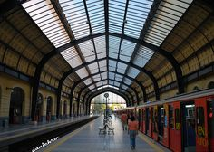 Pireaus train station Train Station, Athens, Greece, Stairs, Explore, Traveling, Pictures, Group, Eyes