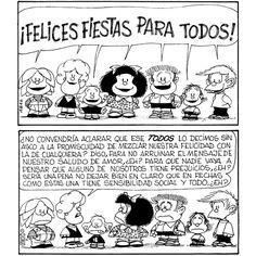 Mafalda - (Quino)                                                                                                                                                                                 Más