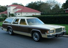 1979 Mercury Grand Marquis Colony Park Maintenance/restoration of old/vintage vehicles: the material for new cogs/casters/gears/pads could be cast polyamide which I (Cast polyamide) can produce. My contact: tatjana.alic14@gmail.com
