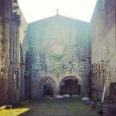 Ruinas de San Domingo. Pontevedra.