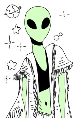 Alien aesthetic, hipster wallpaper, iphone wallpaper, phone backgrounds, al Alien Drawings, Space Drawings, Art Drawings, Hipster Wallpaper, Tumblr Wallpaper, Iphone Wallpaper, Phone Backgrounds, Alien Aesthetic, Aesthetic Art
