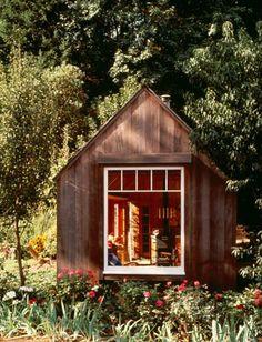 barnwoodanchors:    Cottage designed by Turnbull Griffin Haesloop Architects