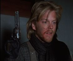 Kiefer Sutherland young guns
