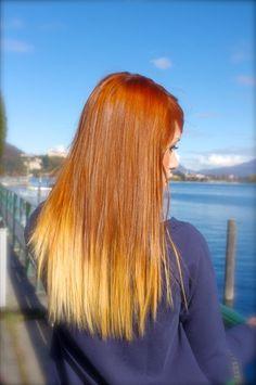 Ombre Hair 2012 hair trend