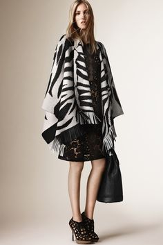 LOOK   2016 PRE-SPRING COLLECTION   BURBERRY PRORSUM   COLLECTION   WWD JAPAN.COM