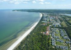 Luftbild Ostseebad Binz Rügen
