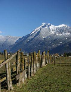 Mt. Cheam Splendour - Chilliwack, British Columbia