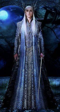 Elvenking #Thranduil #robe