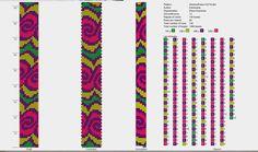bead crochet rope pattern