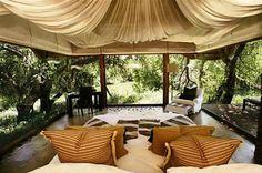 Room Interior at Makanyane Safari Lodge (Madikwe Game Reserve) South Africa - www.africansafaris.travel